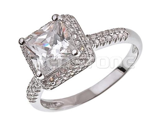 Strieborný prsteň RP0039 Ag925 1000 da893f2453d